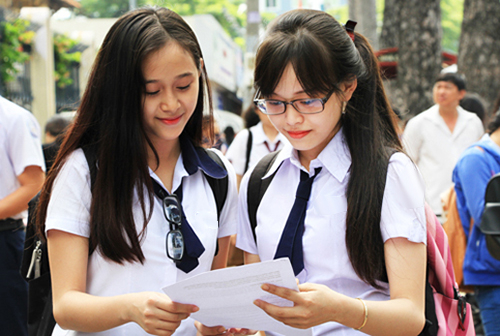 Bộ GD&ĐT chỉ đạo không thu phí thí sinh dự thi THPT quốc gia 2018