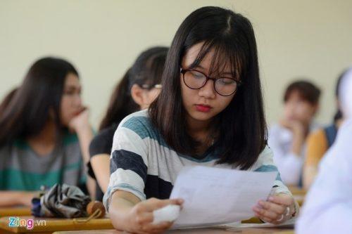 Thí sinh cần chuẩn bị gì cho kì thi THPT Quốc gia 2018