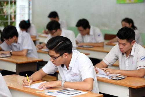 Hà Nội chủ trì tổ chức kỳ thi THPT quốc gia 2018 với quy mô lớn nhất cả nước
