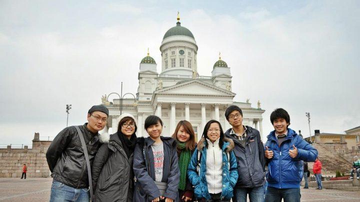 Du học châu Âu: Những điều bạn cần biết