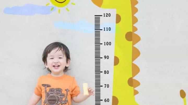 Trẻ 3 tuổi nặng bao nhiêu kg là phù hợp nhất?