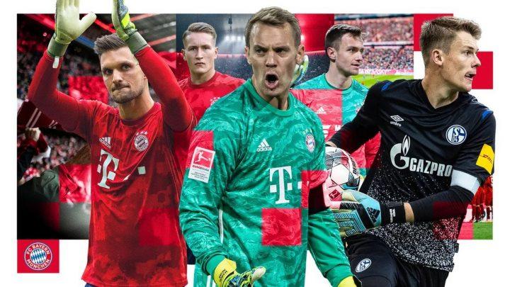 Điểm mặt những chiếc áo của các câu lạc bộ bóng đá Bundesliga