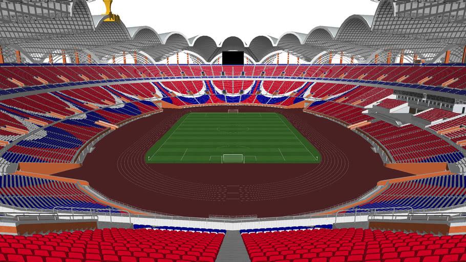 Tổng hợp danh sách những sân vận động lớn nhất thế giới