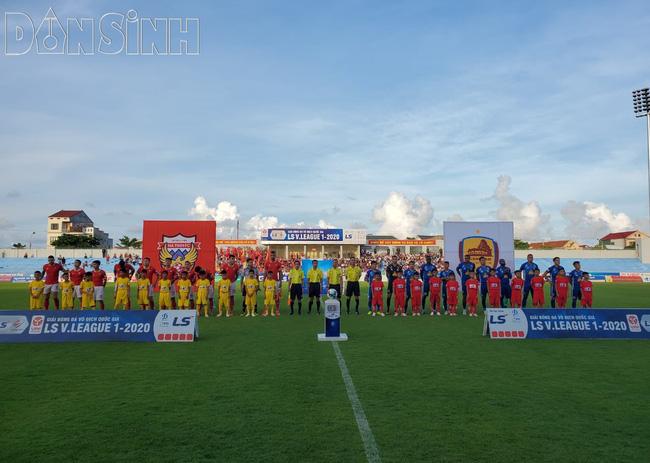 Lịch thi đấu giai đoạn 2 V-League 2020 của CLB Hồng Lĩnh Hà Tĩnh