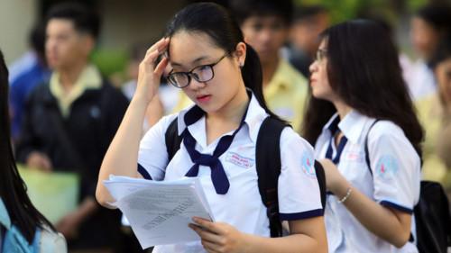 Nhiều thí sinh hoang mang vì hướng ra câu hỏi trong đề thi THPT quốc gia 2018
