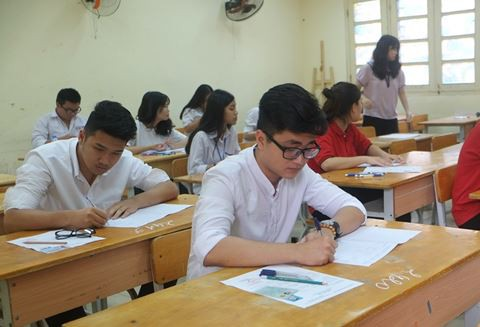 """Hà Nội """"sẵn sàng"""" cho kỳ thi THPT quốc gia năm 2018"""