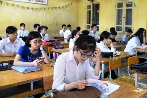 Cần phải làm gì khi kỳ thi THPT quốc gia đã đến gần?