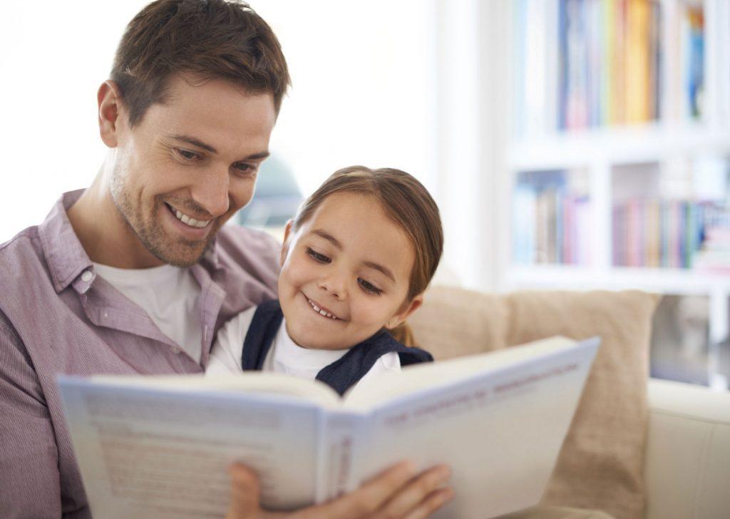 Đọc thơ cùng con mỗi tối để con tập trung hơn
