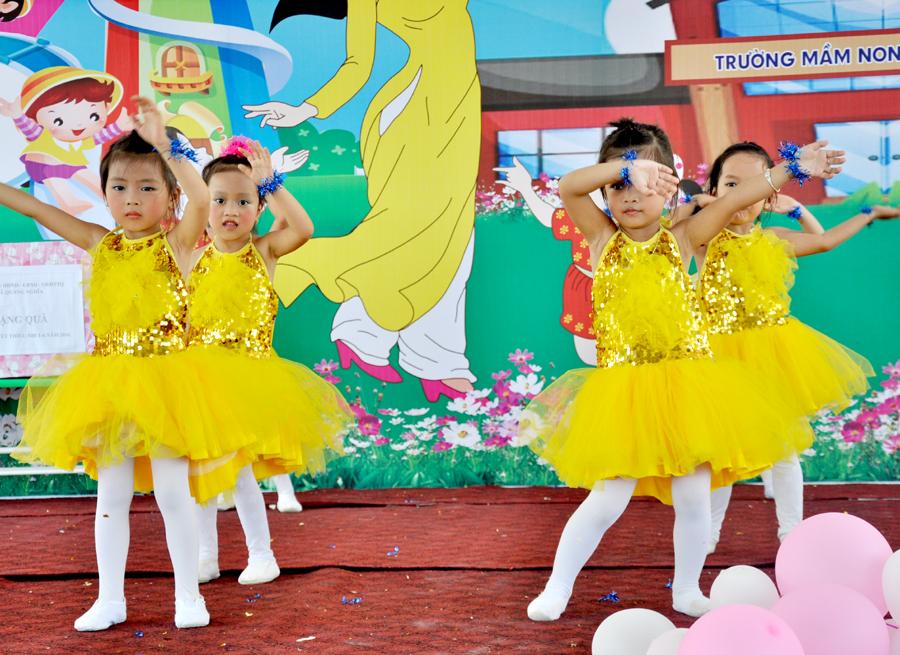 nhạc nhảy cho trẻ mầm non