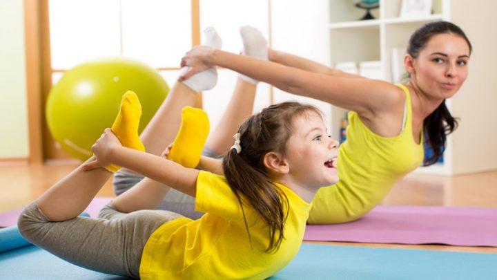 Những bài tập Yoga cho trẻ  mầm non bạn nên biết