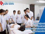 Điểm danh các trường đào tạo cao đẳng Điều dưỡng Sài Gòn tốt nhất